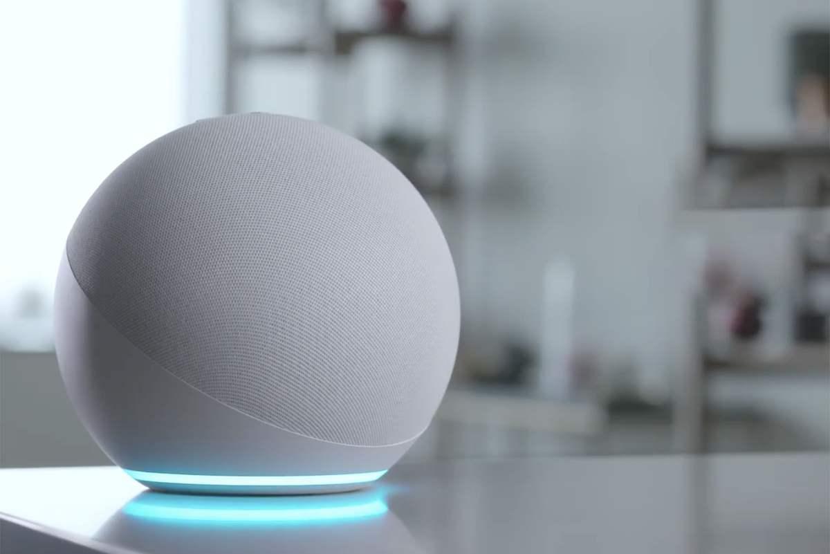 Alexa od Amazon